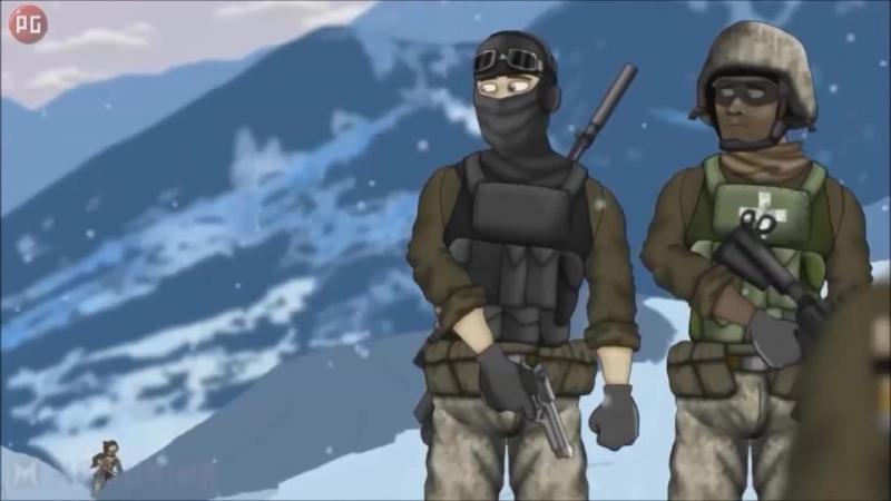 Друзья по Battlefield - 2 сезон