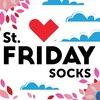 Дизайнерские носки St. Friday Socks
