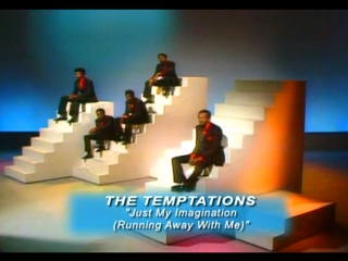 The Temptations - Just My Imagination (Running Away with Me) 1971 HQ
