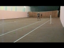 Тренировка по скоростному слалому 3