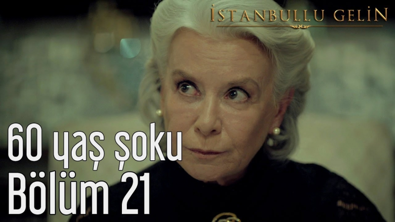 21. Bölüm - 60 Yaş Şoku