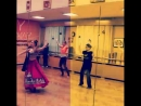 Индийские танцы. студия Шаги. педагог - Ковшова Елизавета