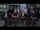 Полная Live-запись с интервью для BUILD Series, на котором присутствовала Мел