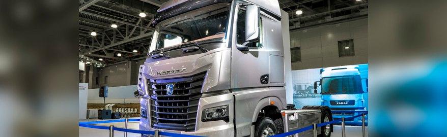 Принципиально новый КАМАЗ: первый российский премиум-грузовик