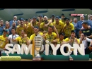 Spor Toto Basketbol Süper Ligi 2016-17 Sezonu Şampiyonu Fenerbahçe!