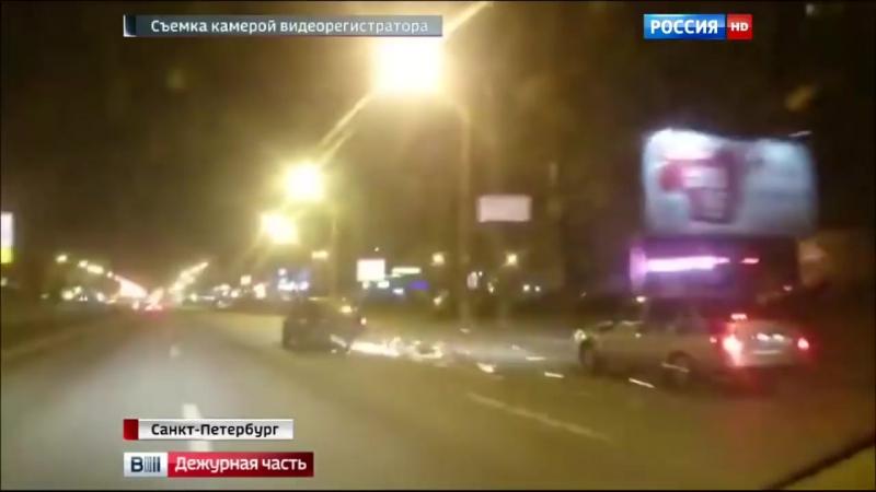 Искрометная погоня в Санкт-Петербурге- полицейские больше часа преследовали наркоторговца