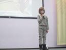 Стихотворение Папочка и мамочка Тихонова Владлена в исполнении Мажукиной Натальи