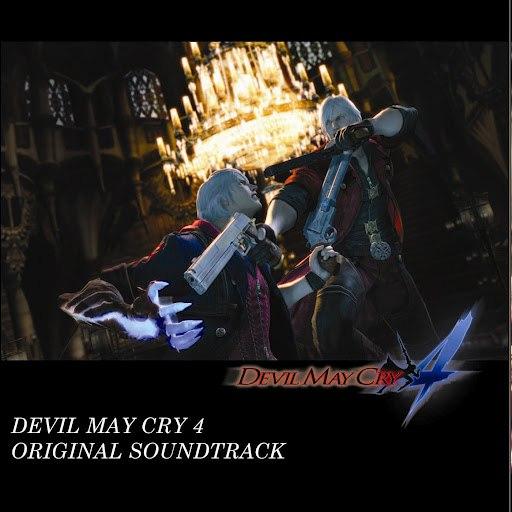 Tetsuya Shibata альбом Devil May Cry 4: Original Soundtrack