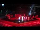 4.01.2018 Рэп фрагмент шоу цирка братьев Запашных