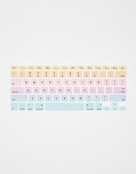Защитная накладка на клавиатуру (международная клавиатура)