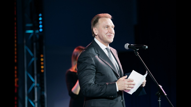 Игорь Шувалов на «Бизнес-Успехе» в Котовске. Репортаж «Вести. Тамбов»