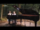 Танго страсти, Астор Пьяццолла, Хатия и Гванца Буниатишвили