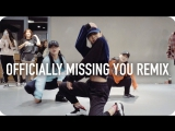 1Million dance studio Officially Missing You - Tamia (Midi Mafia Remix) May J Lee Choreography
