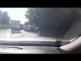 В Усть-Каменогорске легковушка столкнулась с грузовиком incident_uka