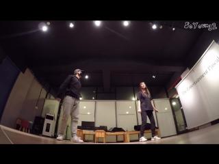20180211 소02 안무연습영상 공개! 연습생시절 썰 푼다 (feat. h2nry) ┃소02 일기짱