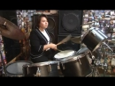Windi And Warm Chet Atksin DUET GUITAR DRUMS барабаны cover