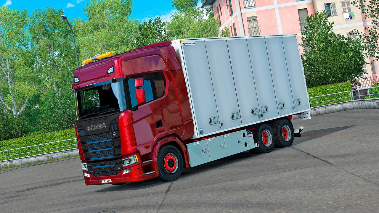BUSSBYGG CHASSIS ADDON FOR SCS SCANIA NEXT GEN S & R V1.0 [1.30X