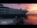 AlexPozitiv 18 GTAV Приват танец на яхте Алекс отдыхает 99