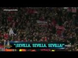 Браво Севилья, радость игроков  и болельщиков
