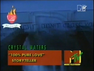 Crystal waters - 100% pure love \ 1994