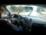 Audi A3, просто шикарна  класна)))
