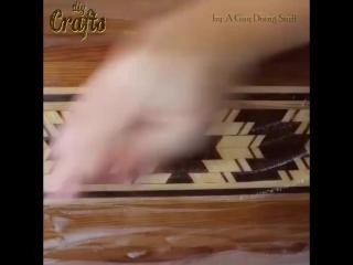 Build a canoe strip cedar