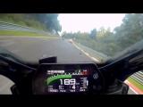 #Yamaha #R1M Chases #Aprilia  V4 Tuono
