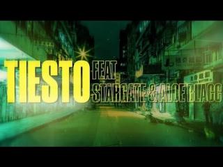 Премьера. Tiësto feat. StarGate & Aloe Blacc - Carry You Home (Lyric Video)