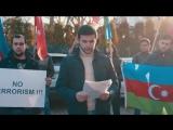 Odessada Azərbaycan diasporu Türkiyənin hərbi əməliyyatlarına dəstək aksiyası keçirib