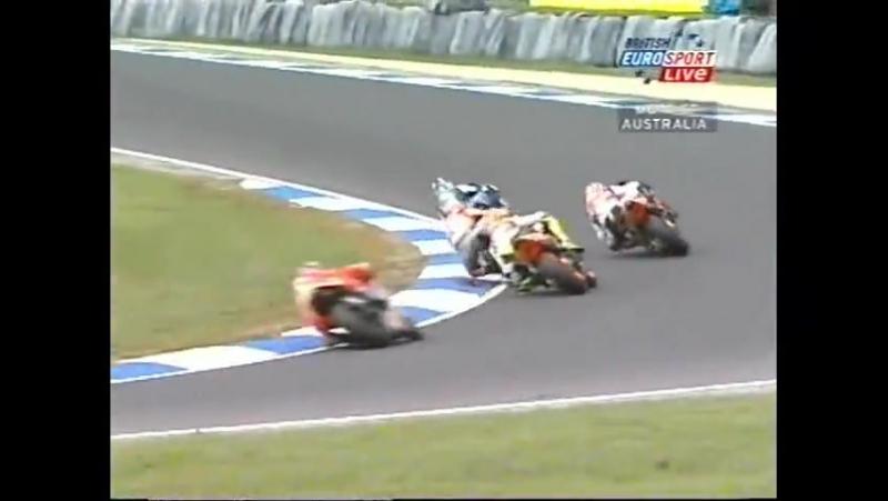 MotoGP phillip island 2003 🔥🔥🔥💖💖💖