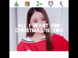 Mariah Carey - All I Want For Christmas Is You (Vocal Caver by Shin Sia)