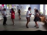 Танец  9-го класса на день учителя!