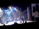 Чебоксары, финал лит-муз спектакля Дороги Высоцкого - На Большом Каретном