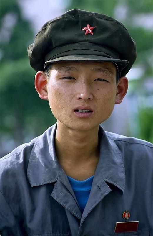 Thrm0UM7v50 - Что нельзя фотографировать в Северной Корее: 30 фото