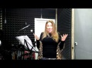 Отзыв от Оли о занятиях вокалом с Катей Матроскиной