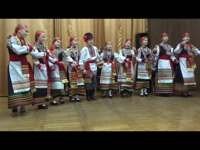 Фольклорный ансамбль Диковинка ДШИ 9 г. Воронеж