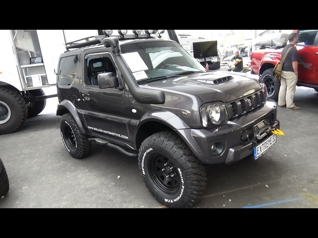 2017 Suzuki Jimny Extreme32 - Exterior and Interior - Abenteuer Allrad Bad Kissingen 2017