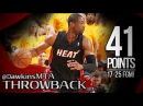 Dwyane Wade Full Highlights 2012 ECSF Game 6 at Pacers - 41 Pts, 20 in 2nd Qtr in a Close-Out Game!