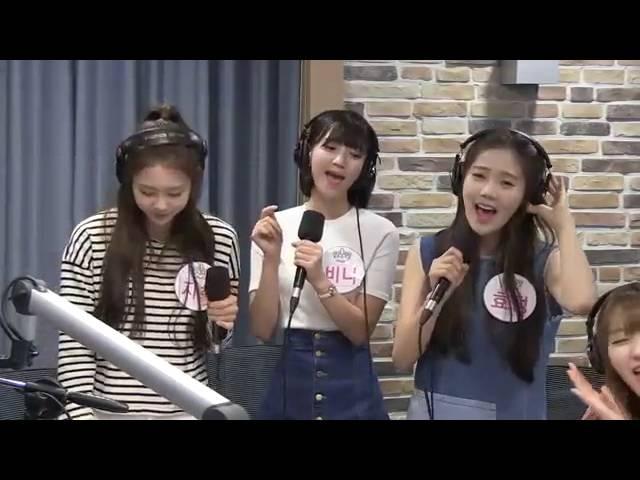 [SBS]김창렬의올드스쿨,꿈을 모아서(원곡 SES), 오마이걸 지호, 비니, 효정 라이브