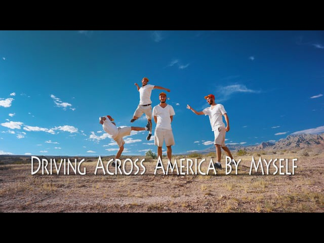 Driving Across America By Myself [2013]