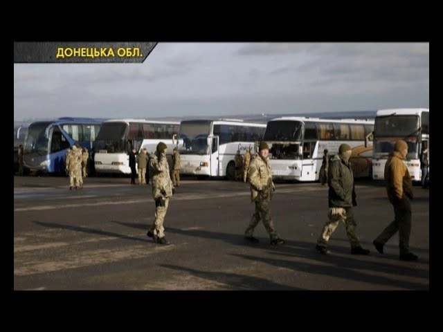 Обмін полоненими: як бранці з окупованих територій поверталися додому