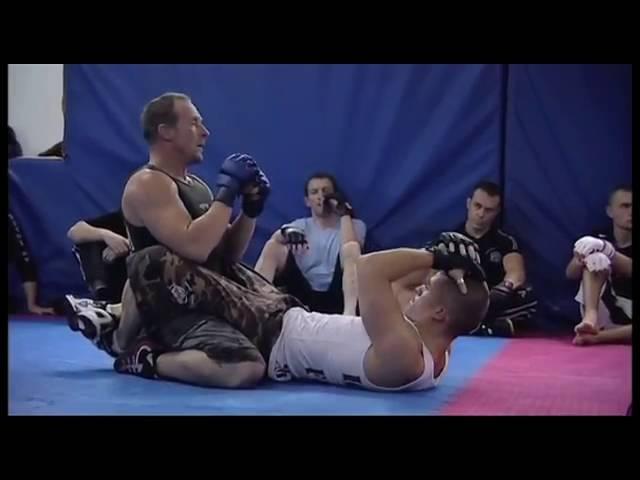 Keysi Fighting Method MMA Training Seminar Part 2