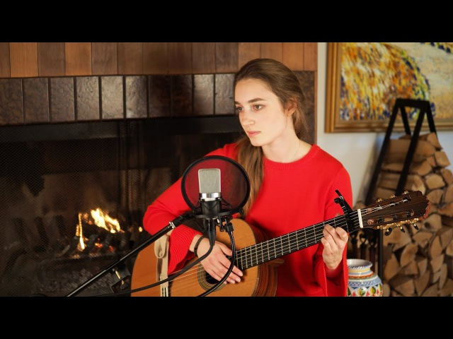Снег (Snow) - Елена Ваенга (Vaenga) / Acoustic Cover