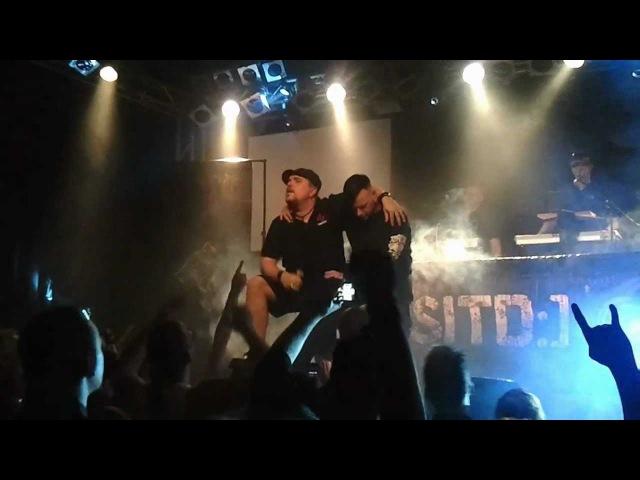 SITD Lebensborn Live feat Chris L Agonoize K17 Berlin 19 11 2011 SITD 15th Anniversary Show