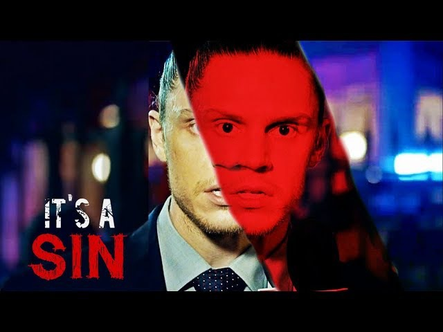 ✘ Kai Anderson ❖ It's a SİN || American Horror Story : Cult [7x05]