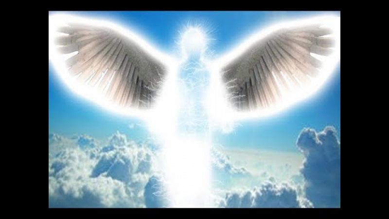 В это никто не верил,пока это не записал паломник на горе Афон.Ангелы СУЩЕСТВУЮТ,...