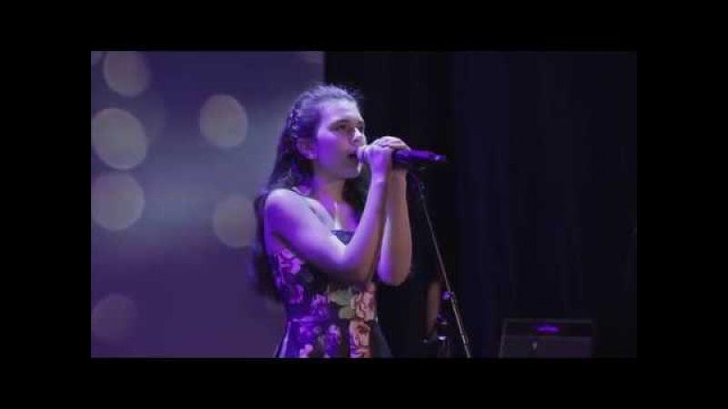 Love the way you Lie (Rihanna) - Алена Журавлева (Вокал) - Валентина Придворова