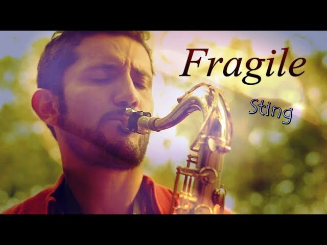 Sting Fragile Cover by Joel Santos ft Pablo Orejuela