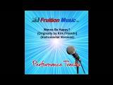 Wanna Be Happy (High Key) Originally by Kirk Franklin Instrumental Version SAMPLE