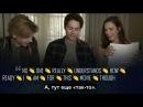 Томас, Дилан и Кая читают твиты поклонников/Русские субтитры